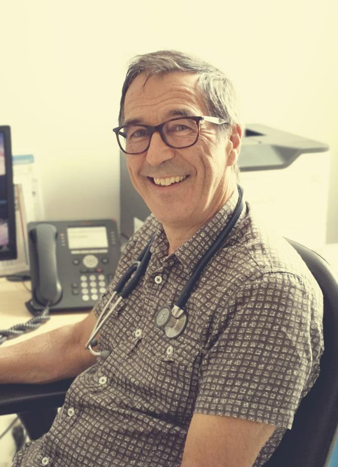 Dr Daniel Roux